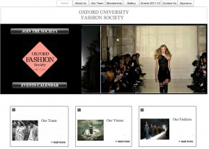 Oxford Fashion