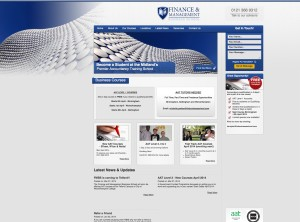 Finance & Management Business School